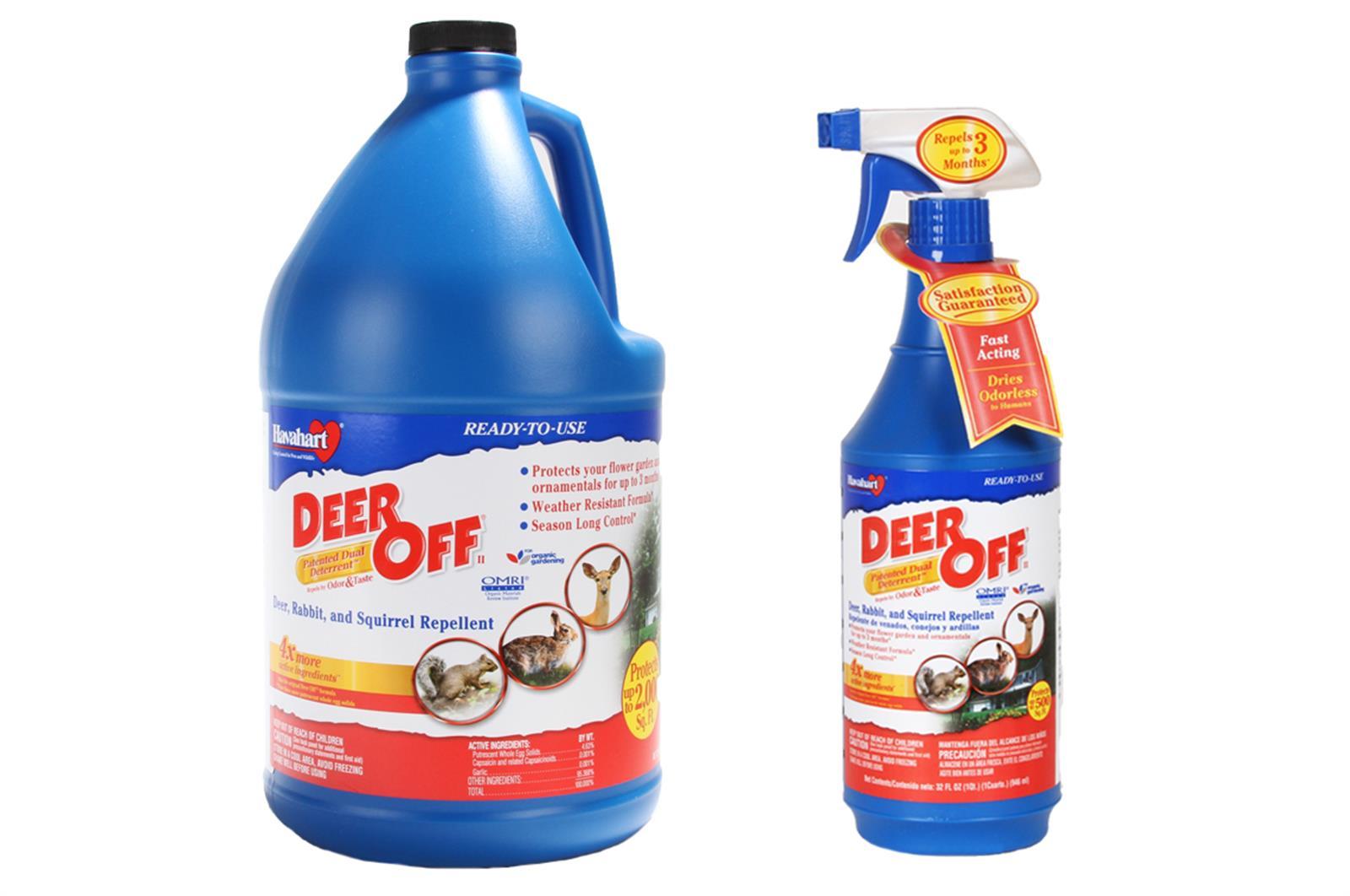 Deer Off 174 Deer Amp Rabbit Repellent Nixalite