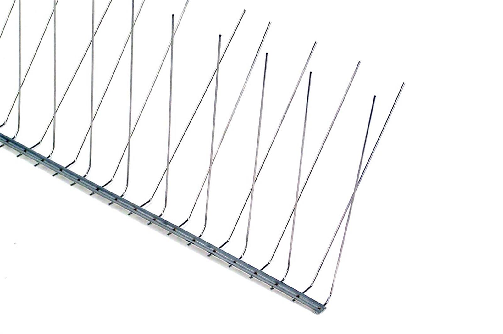 E-Spike Half Row Bird Spikes | Nixalite
