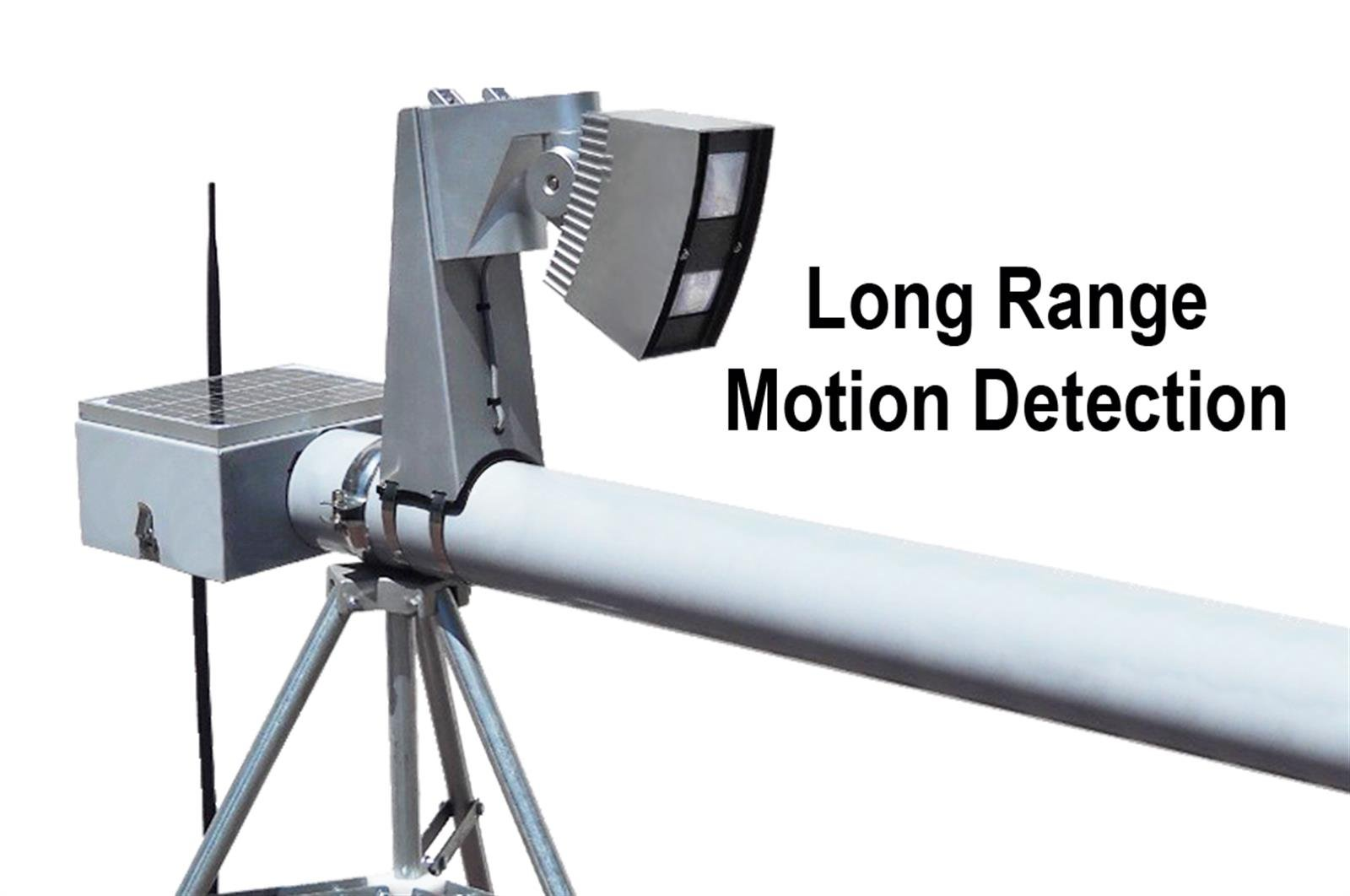 M14-1 Wildlife Cannon with Long Range Motion Detection