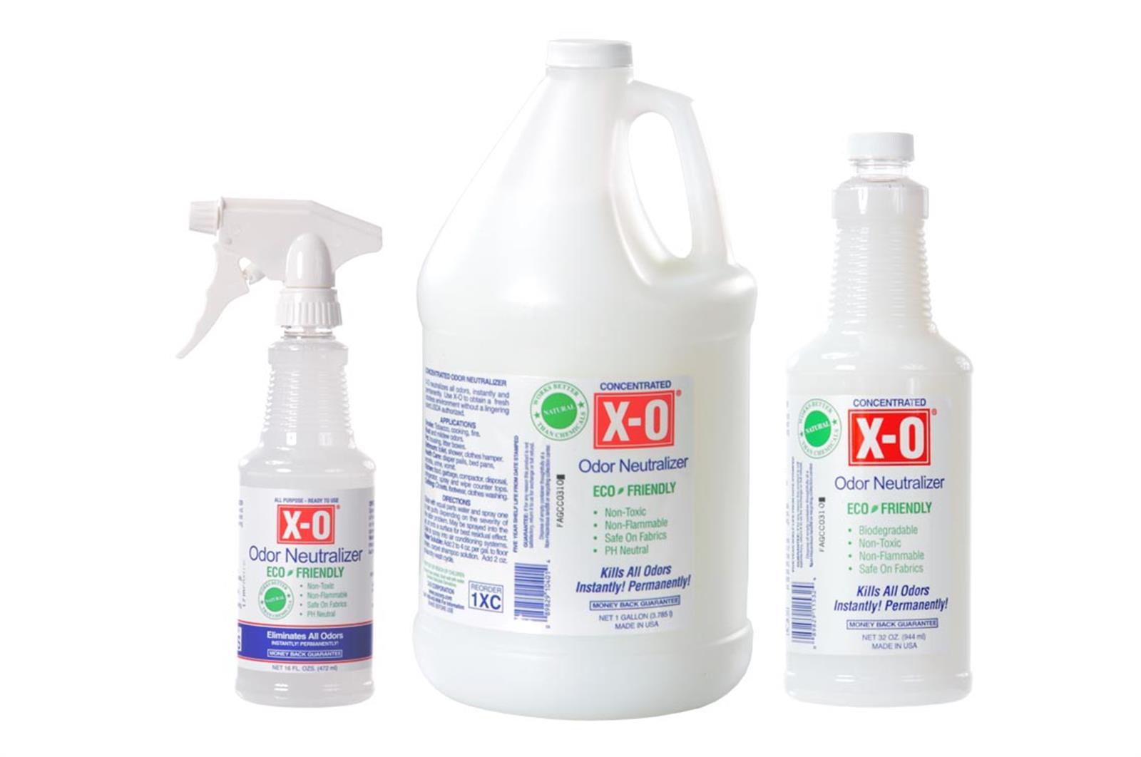Smelleze reusable chemical odor eliminator x large pouch