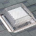 Roof Vent Guards Keep Birds And Animals Out Of Your Home