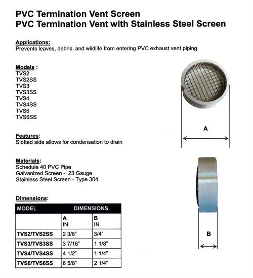 stainless steel vent screen
