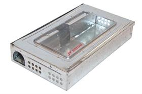 JT420 CL Repeater Mouse Trap with clear top