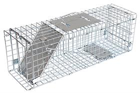 Economical small animal trap 24x7x8