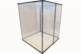 Walk-In Starling & Sparrow Trap 60x60x72