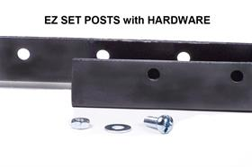 EZ-Set Deer Fence Posts