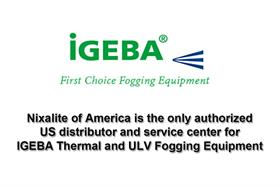 IGEBA Fogging Equipment