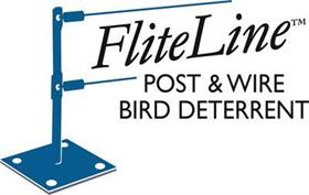 FliteLine® Post and Wire Bird Deterrent