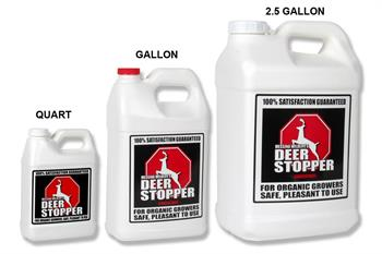 Deer Stopper Organic Deer Repellent