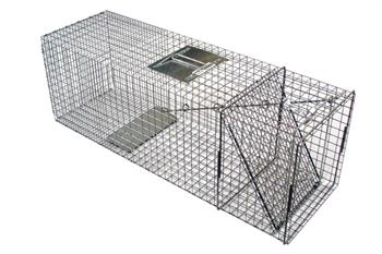 Standard Front Release Animal Trap 36x11x12