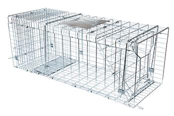 Economy Large Animal Trap 42x15x17