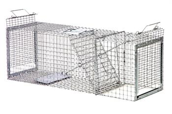 Universal Burrowing Animal Trap 36x11x12