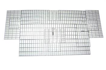 Medium Collapsible Pigeon Trap 35x16x8