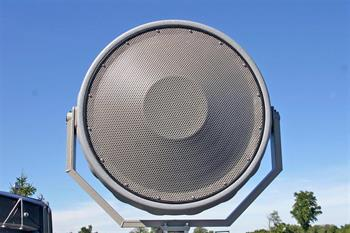 HyperSpike® 40 Acoustic Hailing Device