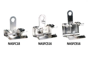 Stainless Steel Flange Clips