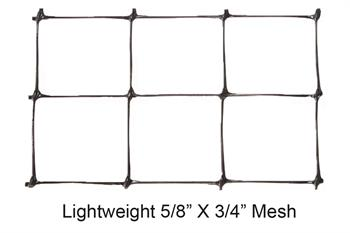 BOUNDARY™ Lightweight Deer Fence & Fence Kit