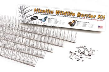 Nixalite Wildlife Barrier Kit