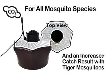 BG CO2 Mosquito Trap