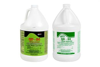 QD64 Surface Sanitizer and Deodorizer