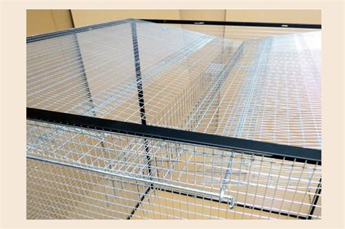 Walk-In Starling/Sparrow Trap V-Top