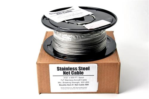 Net Cable Stainless Steel box