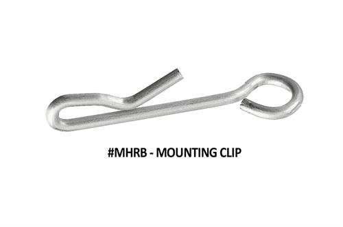 R B Clip mounting hardware