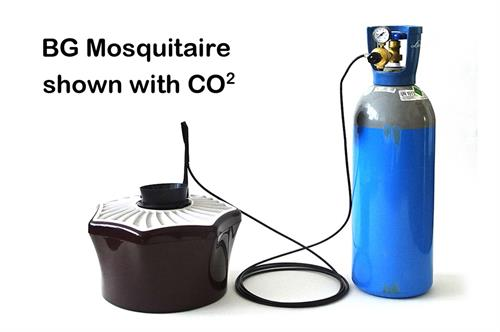 BG-Mosquitare with CO2 cylinder