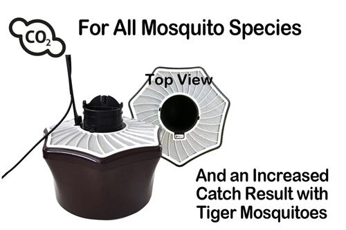 BG-Mosquitare with CO2