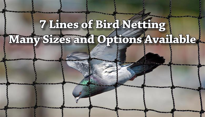 Bird Netting