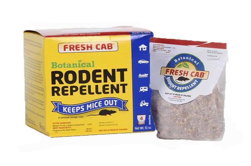 Fresh Cab Botanical Rodent Repellent Nixalite