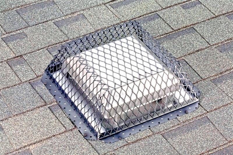 Roof Vent Guards Nixalite