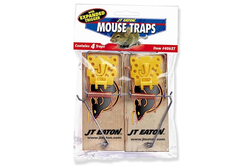Jt Eaton Mouse Trap 4 Pack Nixalite