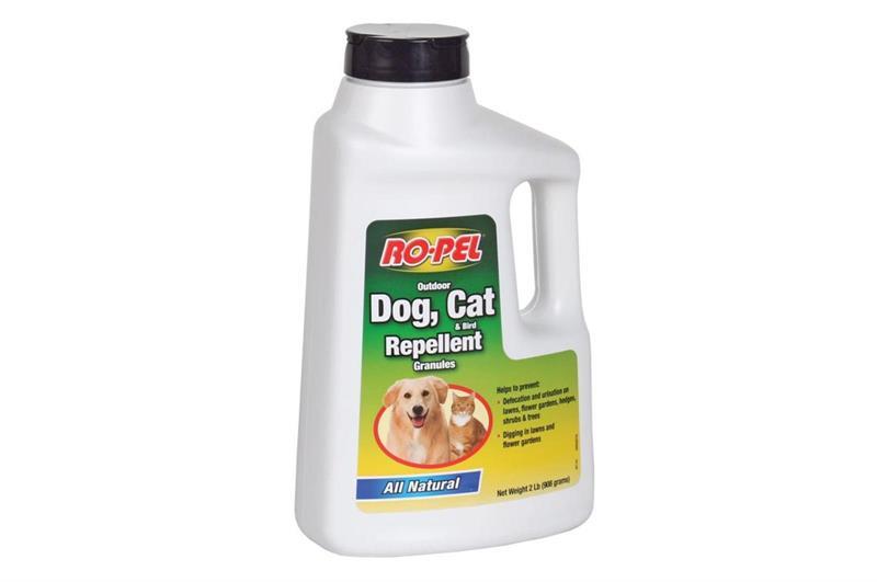Ropel® Outdoor Dog and Cat Repellent | Nixalite