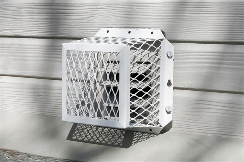 Dryer vent guards nixalite