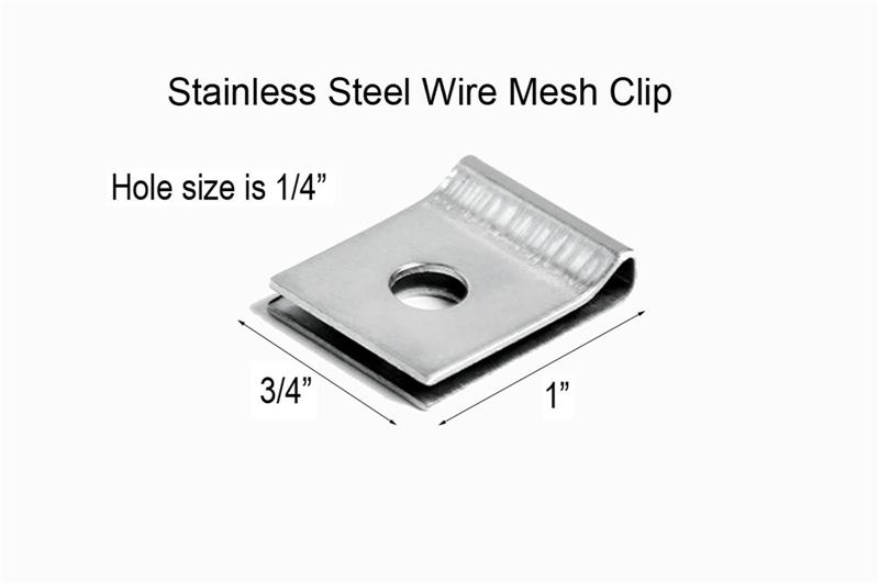 Stainless Steel Wire Mesh   Nixalite