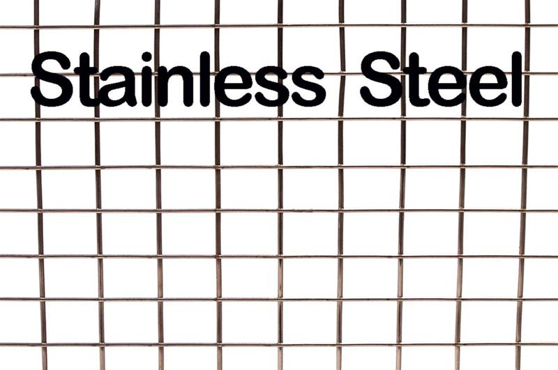Stainless Steel Wire Mesh | Nixalite