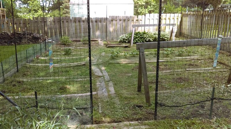 Deer Blocker Deer Fence Nixalite