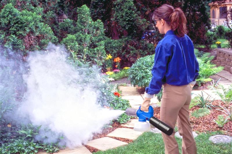Fog 174 Propane Mosquito Fogger Nixalite